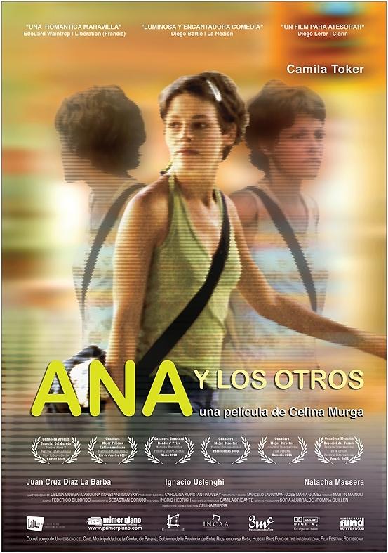 Ana y los otros - Afiche color