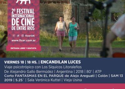 Encandilan Luces_ Viernes 18_ Ficer